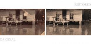 Mississippi Delta Flood, 1927