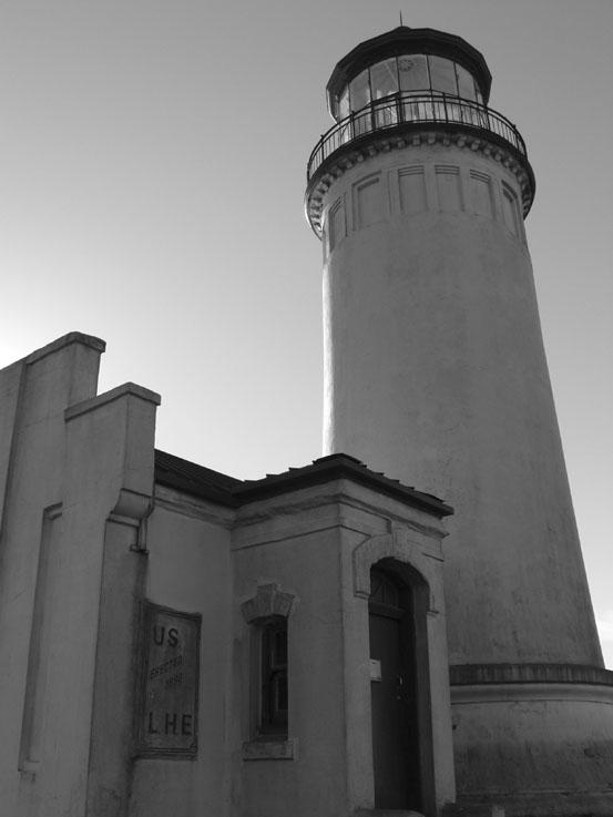Northhead Lighthouse | Illwaco, WA