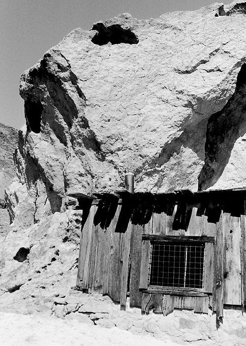 Ghost Town Shack | California Desert