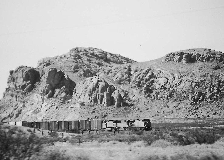 Santa Fe Train | New Mexico