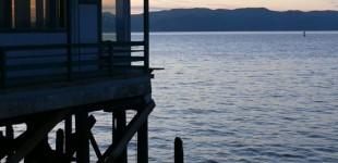 Pier Sunset | Astoria, OR
