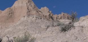 Moonscape | South Dakota Badlands
