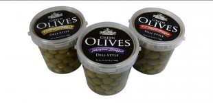 Deli-Style Olives